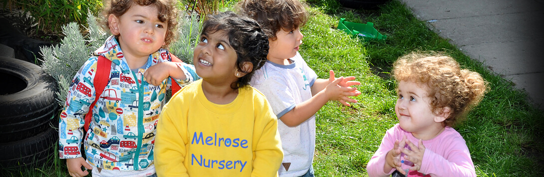 Melrose nursery school Wembley